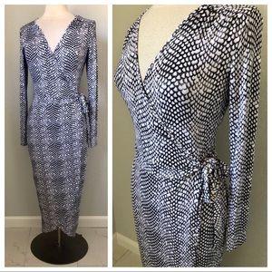 Tart Midi Wrap Dress